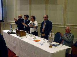 Welcome to the members of the Rotary Club of Toulouse