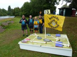 River Ness Raft Race 2018