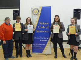 Rotary Music competition
