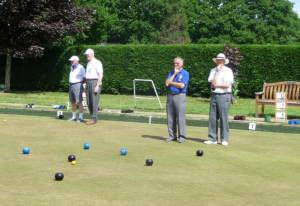1250 District Bowls Competition June 2013