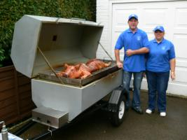 Presidential Hog Roast
