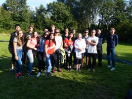 Runcorn Hosting the Summer International Students