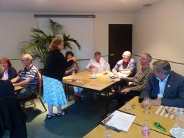 Club social evening - quiz