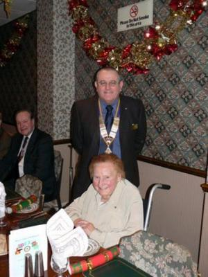Christmas Meal and Carols 2008