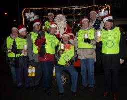 Rotarians active in Barton-le-Clay