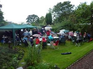 Barbecue Night August 2011