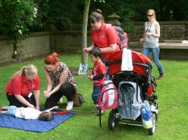 Sketchley Grange Menphys Nursery Kids Out Day