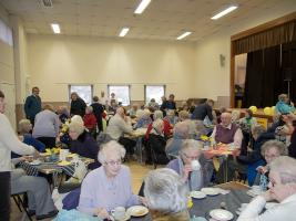 Coffee Morning in aid of the Beatson Cancer Charity