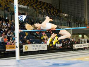 Scottish Schools Indoor Athletics Championships