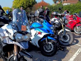 Engineerium Motorcycle Rally 2019