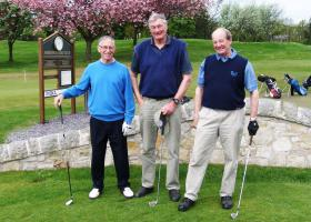 15th Annual Charity Golf Day    21 May 2013