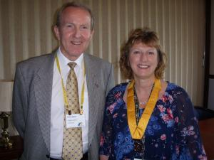 Club Assembly with Assistant District Governor Brian Raine – 17 June 2010