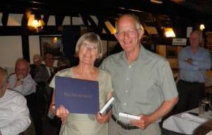 Paul Harris Awards to Chestfield Club Members