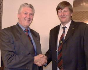 Tenby Rotary hear interesting 'Job Talk'