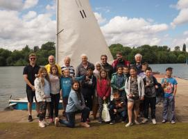 Bucks Young Carers Sailing Days August 1st and 8th 2017