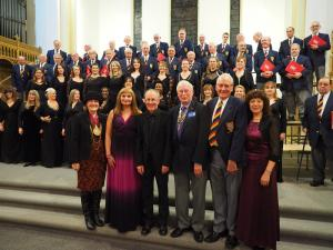 Colchester Military Wives & Braintree Male Voice Choirs