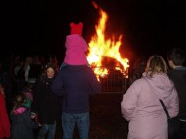 Scene from 2011's Bonfire and Firework Display