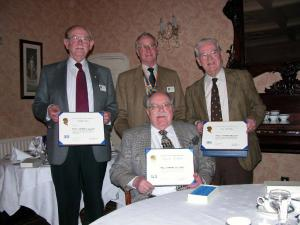 Paul Harris Fellowship Awards - January 06