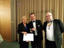 70th Anniversary Charter Dinner - 30th January 2018
