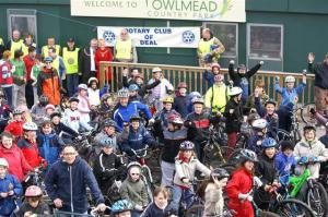 Sponsored Cycle Ride