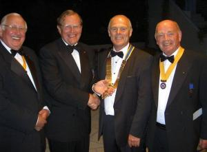 Handover Night - July 2006