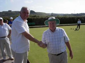 Bowls with Fishguard & Goodwick
