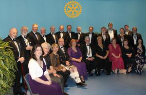 Members of our club pose for a group photo on our 60th Birthday.