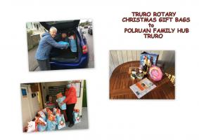TRURO ROTARY LOCAL CHARITY SUPPORT 2020/21