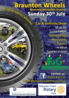 Braunton Wheels 30th July 2017
