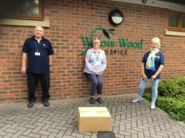 Dukinfield and Stalybridge helps supply PPE to Hospices and Care Services