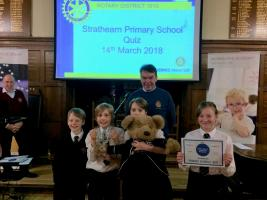 Annual Primary Schools' Quiz