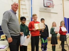 Primary Schools Public Speaking Competition 2016