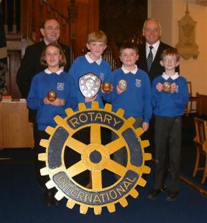 Primary Schools Quiz 2011 report