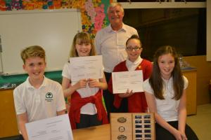 Primary Schools Public Speaking Competition 2015