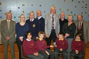Primary School Quiz 2011 -  Penpont keep up their winning ways.