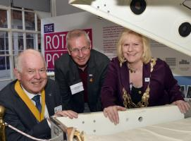Polio Exhibition Preview Evening