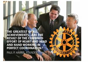 What we do! -  Rotary at a Glance -