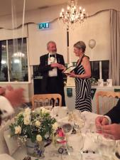 Presidents Night and 25th Anniversary Dinner - Moorland Garden Hotel