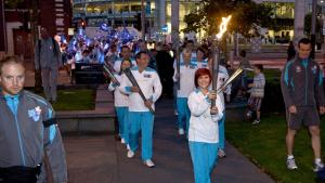 Count down to the Paralympic Torch Relay