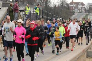 Felixstowe Rotary Club Supports Felixstowe Park Run