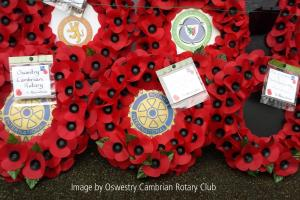 Remembrance Sunday - Parade and Service 10.30am - 12.15pm