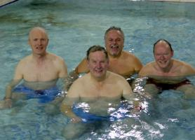 Annual Charity Swim Challenge