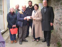 WE DONATE TO PRESTEIGNE & NORTON COMMUNITY SUPPORT