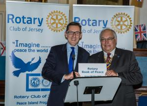 Rotary Book of Peace