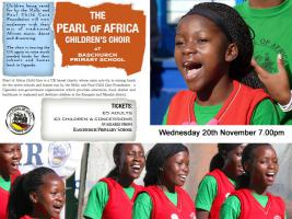 Pearl of Africa Children's Choir - Baschurch Primary School 7.00pm