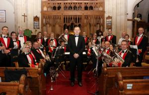 Swindon Pegasus Brass Band Concert raises £600 for SHELTERBOX