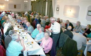 Pensioners Lunch