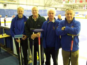 Rotary Inter Club Curling Competition