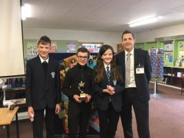 Perth School Book Quiz