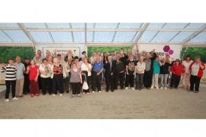 Petanque Evening with the Gateway Club (15 May 2014)